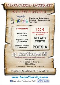 II CONCURSO DE LITERATURA INTER-IES