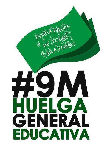 Huelga 9 mayo 2013